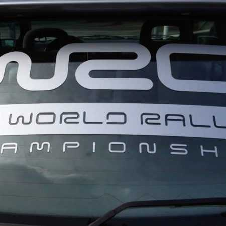 World Rally folie