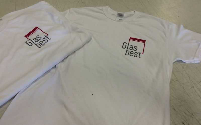 GlasBest bedrukte shirts