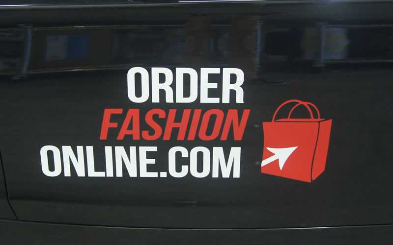 Order Fashion Online Autobelettering
