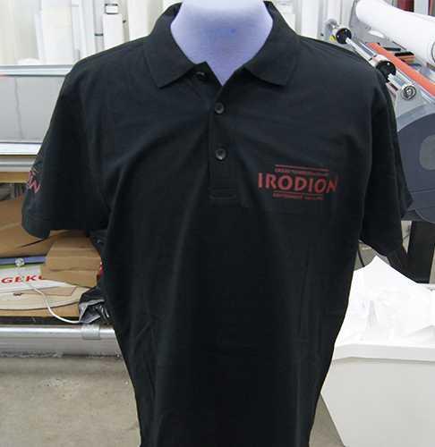 Polo met logo horecakleding Irodion