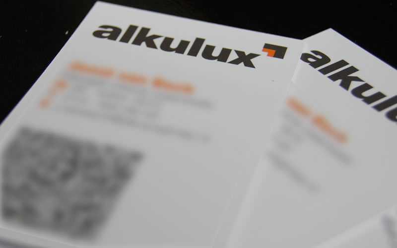 Briefpapier drukwerk printen