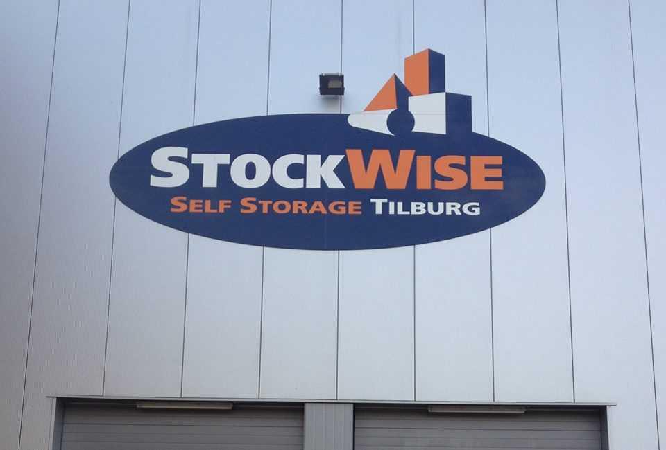 Stockwise Pandbelettering