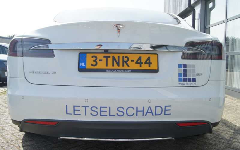iLetsel Autobelettering