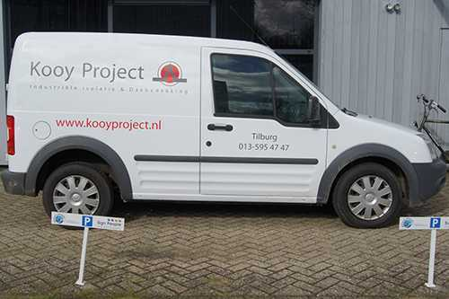 Busbelettering Kooy Project