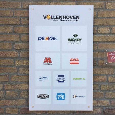 Gevelbord voor Vollenhoven