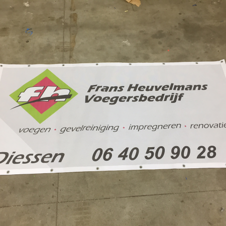 Spandoek_Frans Heuvelmans_Sign People