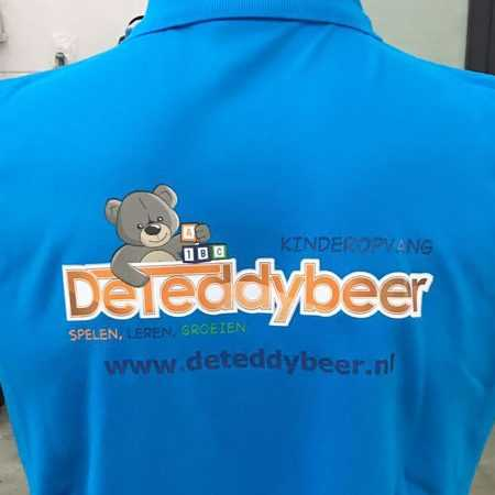 Textielbedrukking_De TeddyBeer_Sign People