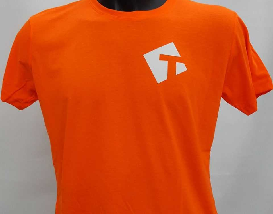 Theresia Lyceum bedrukte T-shirts