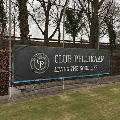 Spandoek club pelikaan