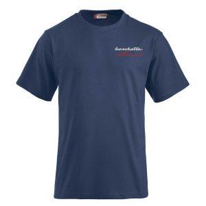 Heren mannen t-shirt eigen logo bedrijfslogo bedrukken