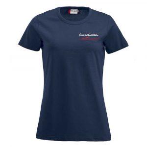 Dames vrouwen t-shirt eigen logo bedrijfslogo bedrukken