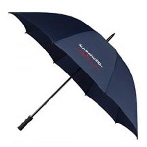 Paraplu logo bedrukken merk