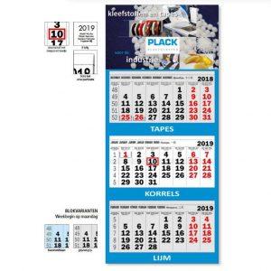 Kalender met logo bedrukken printen