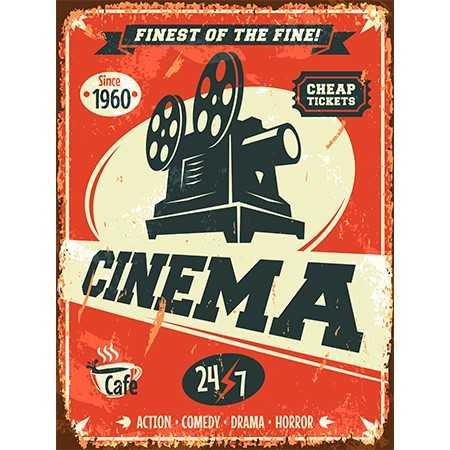 Poster ontwerpen horeca drukken printen