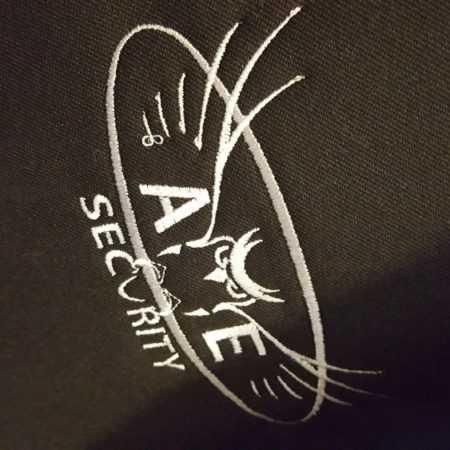 Beveiliging kleding polo borduren logo