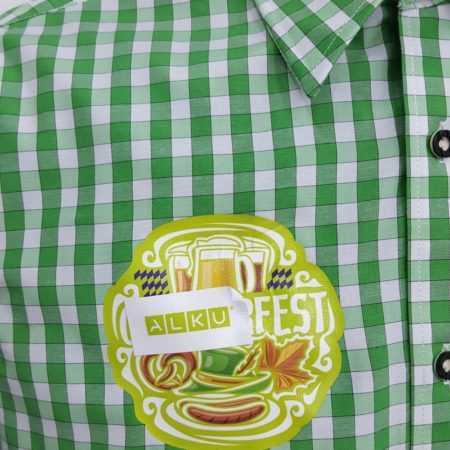 Bedrijfskleding horeca bedrukken logo Oktoberfest
