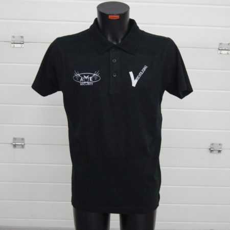 Beveiliging kleding polo bedrukken met logo