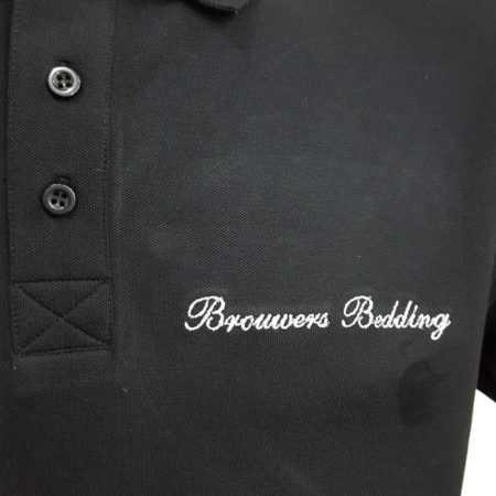 Overhemd met borduring Brouwers Bedding